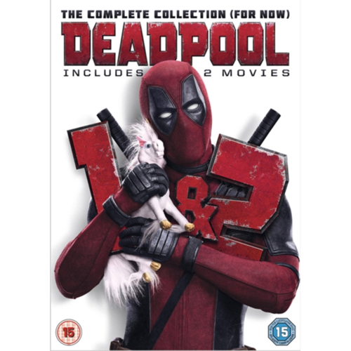 Deadpool 1 & 2 (UK-import) (DVD)