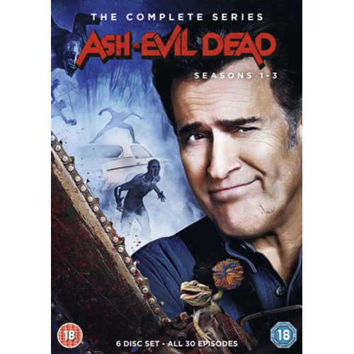 Ash Vs Evil Dead: Seasons 1-3 (UK-import) (DVD)