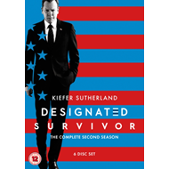 Produktbilde for Designated Survivor: The Complete Second Season (UK-import) (DVD)