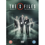 X Files: The Complete Series (UK-import) (DVD)