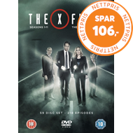The X Files: The Complete Series (UK-import) (DVD)