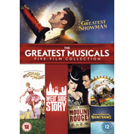 The Greatest Musicals: Five Film Collection (UK-import) (DVD)
