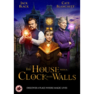 Produktbilde for The House With A Clock In Its Walls (UK-import) (DVD)