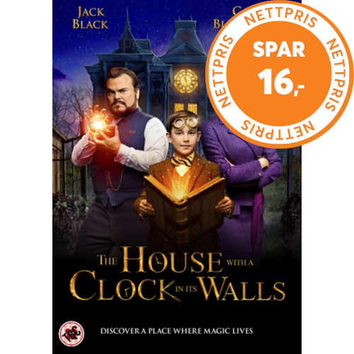 The House With A Clock In Its Walls (UK-import) (DVD)