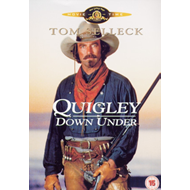 Quigley Down Under (UK-import) (DVD)