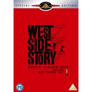 Produktbilde for West Side Story (UK-import) (DVD)