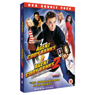 Agent Cody Banks/Agent Cody Banks 2 - Destination London (UK-import) (DVD)
