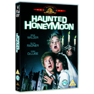 Haunted Honeymoon (UK-import) (DVD)