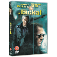 Jackal (UK-import) (DVD)