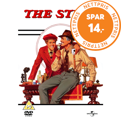 The Sting (UK-import) (DVD)