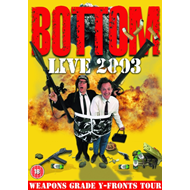 Bottom: Live - 2003 - Weapons Grade Y-Front Tour (UK-import) (DVD)