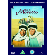 Produktbilde for Road To Morocco (UK-import) (DVD)