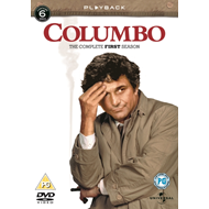 Produktbilde for Columbo: The Complete First Season (UK-import) (DVD)