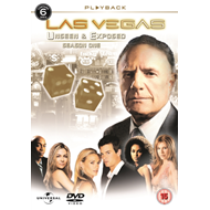 Produktbilde for Las Vegas: Season 1 (UK-import) (DVD)