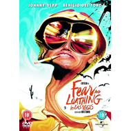 Produktbilde for Fear And Loathing In Las Vegas (UK-import) (DVD)