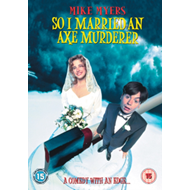 Produktbilde for So I Married An Axe Murderer (UK-import) (DVD)
