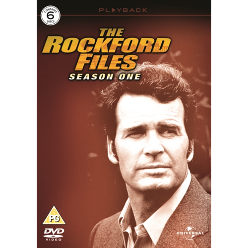 The Rockford Files: Season 1 (UK-import) (DVD)
