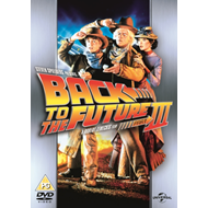 Produktbilde for Back To The Future: Part 3 (UK-import) (DVD)