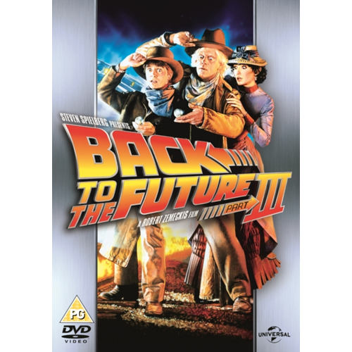 Back To The Future: Part 3 (UK-import) (DVD)