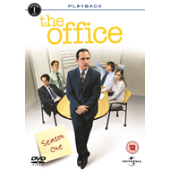 Produktbilde for The Office - An American Workplace: Season 1 (UK-import) (DVD)