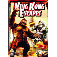 King Kong Escapes (UK-import) (DVD)