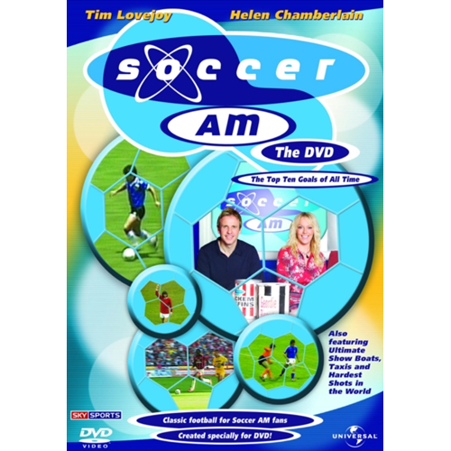 Soccer AM: 1 And 2 (UK-import) (DVD)