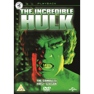 Incredible Hulk: The Complete First Season (UK-import) (DVD)
