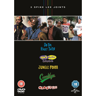 Spike Lee Box Set (UK-import) (DVD)