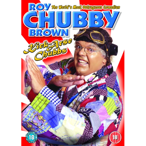 Roy Chubby Brown: Kick Arse Chubbs (UK-import) (DVD)