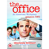 Produktbilde for The Office - An American Workplace: Season 2 (UK-import) (DVD)