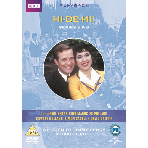 Hi De Hi!: Series 5 And 6 (UK-import) (DVD)