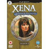 Produktbilde for Xena - Warrior Princess: Complete Series 2 (UK-import) (DVD)