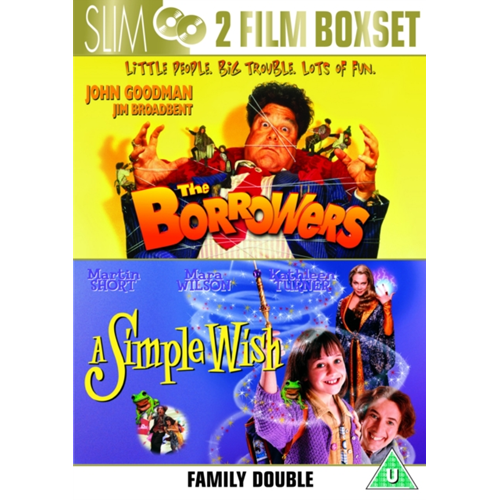 Borrowers/A Simple Wish (UK-import) (DVD)