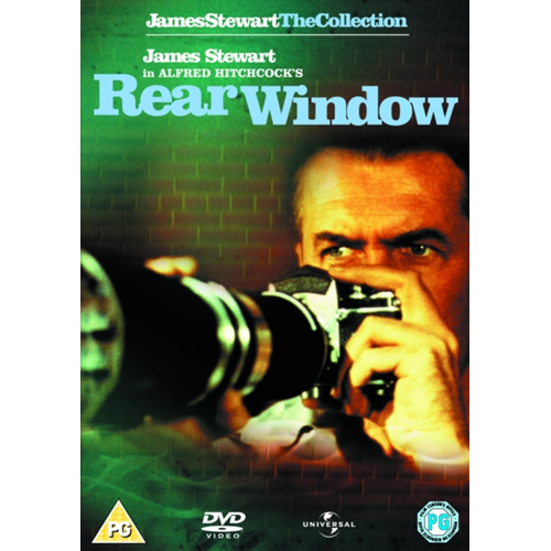 Rear Window (UK-import) (DVD)