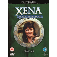 Produktbilde for Xena - Warrior Princess: Complete Series 3 (UK-import) (DVD)
