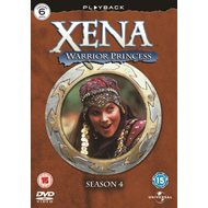 Xena - Warrior Princess: Complete Series 4 (UK-import) (DVD)