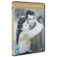My Favourite Wife (UK-import) (DVD)