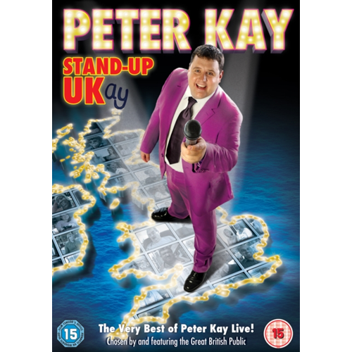 Peter Kay: Stand Up Ukay (UK-import) (DVD)
