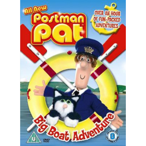 Postman Pat: Big Boat Adventure (UK-import) (DVD)