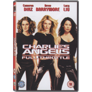 Charlie's Angels: Full Throttle (UK-import) (DVD)
