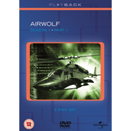 Airwolf: Season 1 - Part 1 (UK-import) (DVD)