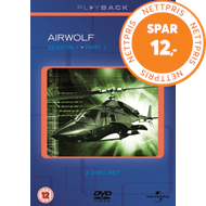 Produktbilde for Airwolf: Season 1 - Part 1 (UK-import) (DVD)