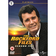 Rockford Files: Season 5 (UK-import) (DVD)