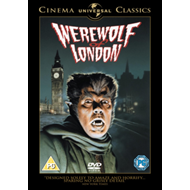 Werewolf Of London (UK-import) (DVD)