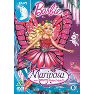 Produktbilde for Barbie: Mariposa And Her Butterfly Fairy Friends (UK-import) (DVD)