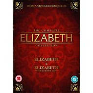 Elizabeth/Elizabeth:The Golden Age (UK-import) (DVD)