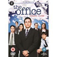 Produktbilde for The Office - An American Workplace: Season 3 (UK-import) (DVD)