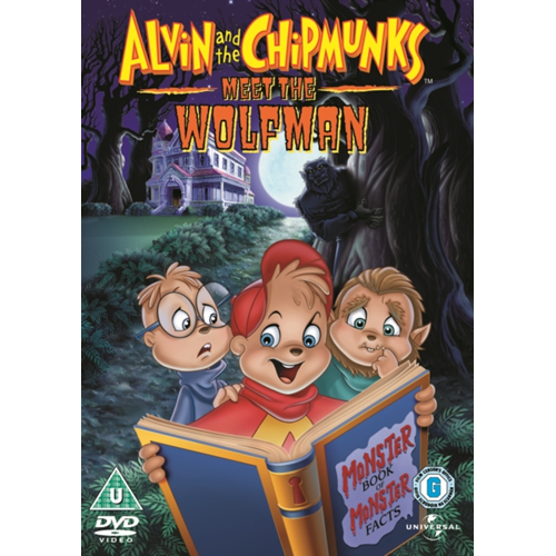 Alvin And The Chipmunks Meet The Wolfman (UK-import) (DVD)
