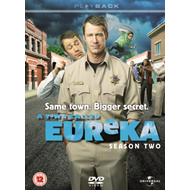 Produktbilde for A Town Called Eureka: Season 2 (UK-import) (DVD)