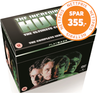 Produktbilde for The Incredible Hulk: The Complete Seasons 1-5 (UK-import) (DVD)